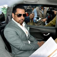 Robert Vadra case: Delhi HC seeks ED's reply on maintainability of his plea in money laundering case