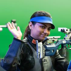 Shooting: Apurvi Chandela, Divyansh Pawar win gold medals in Meyton Cup
