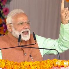 Gorakhpur: Narendra Modi launches income support scheme to benefit 12 crore farmers