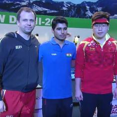 ISSF World Cup: Saurabh Chaudhary bags gold with world record, earns Olympic quota in 10m air pistol