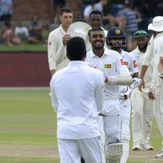 Cricket: Shock Test series defeat to Sri Lanka a wake-up call for South Africa