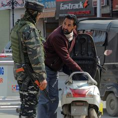J&K: Shutdown in parts of Valley against Yasin Malik's detention, arrest of Jamaat-e-Islami leaders
