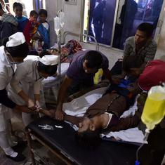 Assam: Toll in hooch tragedy rises to 124, over 300 in hospital