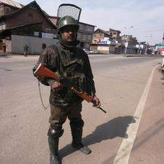 Kashmir's weekend of fear has left the Valley with acute shortages: 'Something bad is brewing'