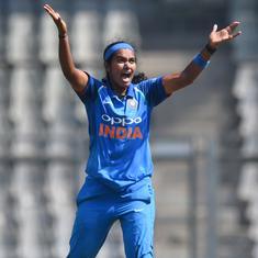 India vs England ODI: Shikha Pandey credits coach WV Raman for her success