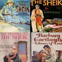 'The Sheik': 100 years on, the desert romance is a gift that keeps on giving to genre novelists