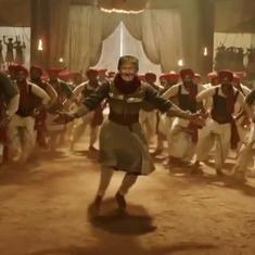 Watch: This video of 'Peshwa Trump' dancing to Ranveer Singh's 'Malhari' is hilarious
