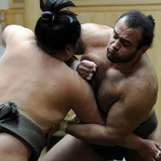 No tattoos, long nails and beards: Japanese sumo officials' plan to clean up the sport's image