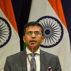 Top news: 'China should refrain from such actions,' says MEA after move to raise Kashmir at UNSC