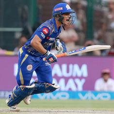 IPL 2019: Having replaced Yuvraj in MI's playing XI, Ishan Kishan eager to make his chances count