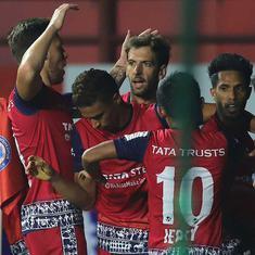 ISL: Jamshedpur thrash Bengaluru 5-1 after extraordinary second-half blitz