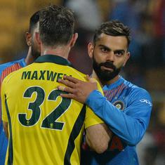 Virat Kohli admits to mental struggles during 2014 Engand tour, praises Maxwell for taking a break