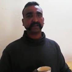 Captured Indian pilot tried to swallow documents after he landed in Pakistan: Dawn