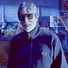 Song check: Amitabh Bachchan raps about revenge in 'Aukaat' from 'Badla'