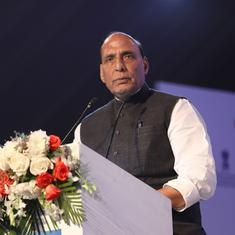 'We cannot rule out terror incident along western coast,' says Rajnath Singh