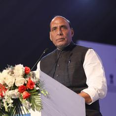 Kashmir: No one else called for dialogue as much as I did as home minister, says Rajnath Singh
