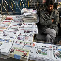 As fear of war grips Kashmir, its largest English daily will no longer get state ads