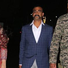 The big news: 'Good to be back,' says IAF pilot after return from Pakistan, and 9 other top stories