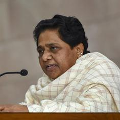 'BJP and PM Modi using India-Pakistan tension to hide government's failures', says Mayawati