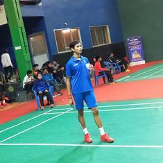 Dutch Junior badminton: Indian challenge comes to an end as Priyanshu Rajawat loses in QF