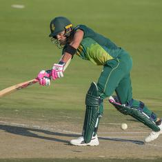More to life than just cricket: South Africa captain Faf du Plessis plays down pressure of World Cup