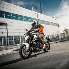 KTM Duke 250 to now come equipped with ABS, starts at Rs 1.94 lakh