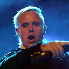 Keith Flint, lead singer of The Prodigy, found dead at his home near London