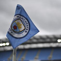 Fifa fine Manchester City for transfer and registration of underage players