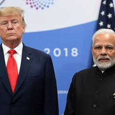 'Unfortunate', says India after United States decides to end preferential trade treatment