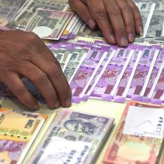 Rupee recovers after falling below 72 mark in early trade – a first in nearly nine months