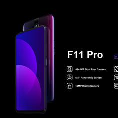 Oppo F11 Pro, Oppo F11 launched in India starting at Rs 19,990