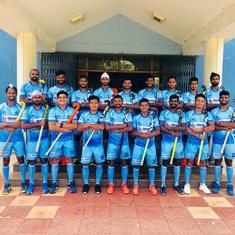 Hockey: Injuries to key players as India name 18-member squad for Sultan Azlan Shah Cup