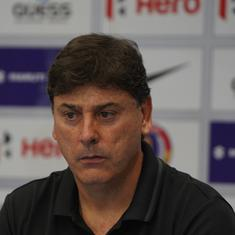 I-League: East Bengal coach Alejandro Menendez handed two-year contract extension