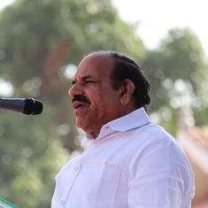 Kerala's CPI(M) state secretary Kodiyeri Balakrishnan goes on leave a month before local body polls