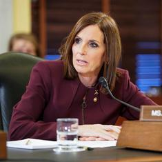 US: Senator Martha McSally says she was raped while serving in the air force