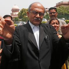 2020 contempt case: 'Painful to read Prashant Bhushan's statements,' says Supreme Court