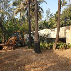 Nirav Modi's bungalow in Alibaug demolished using explosives