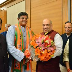 Baijayant Panda appointed national vice president and spokesperson of BJP