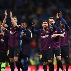 'Nobody is safe': Real Madrid's Champions League exit a huge alert for Barcelona, says Valverde
