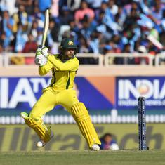 The first one is always hardest: Usman Khawaja says century in Ranchi ODI was special