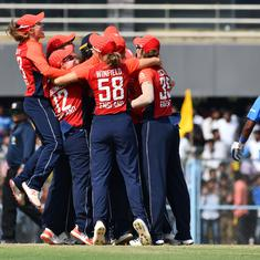 India suffer second T20I series whitewash in a row after gifting England a win in third match