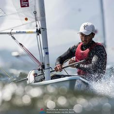 Upamanyu Dutta clinches bronze medal in Asian Open Laser Sailing Championship