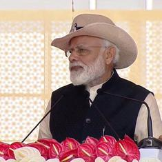 We cannot keep suffering forever, Modi says about terror at CISF event