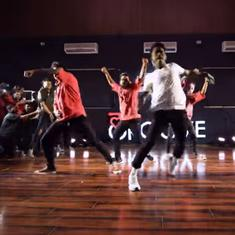 Watch hip-hop dance group Kings United India add a new routine of moves to 'Azadi' from 'Gully Boy'