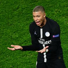 Not the time to make waves: Mbappe focused on winning titles at PSG amid questions about his future