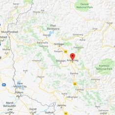 Jammu and Kashmir: Five CRPF personnel killed in Anantnag encounter, suspected militant gunned down