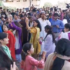 Watch: In Pakistan, women took to the streets for the 'Aurat March', demanding equality and justice