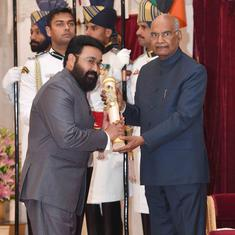 President Ram Nath Kovind confers Padma awards on 47 recipients