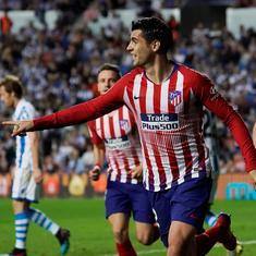 Chelsea's Alvaro Morata to join Atletico Madrid permanently after loan deal ends