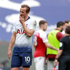 Premier League: As Spurs falter, race for top four finish with Arsenal, Man Utd and Chelsea heats up
